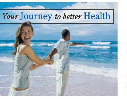 graphic element- Your Journey to better Health